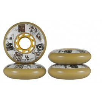 Undercover Wheels Dustin Werbeski Pro PB , 72mm/86a,SR, 4-Pack