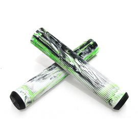 Grit Grips Black/ Green/ White 160mm, incl. plugs 2017