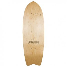 """Surf Skate Carver Swallow Clearwood 29\\"""" Deck Only"""