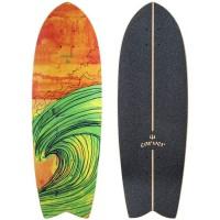 "Surf Skate Carver Swallow 29\\"" Deck Only 2017"