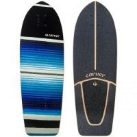 "Surf Skate Carver Serape 29.75\\"" Deck Only"