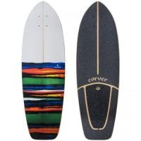 """Surf Skate Carver Resin 31\\"""" Deck Only"""