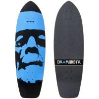 "Surf Skate Carver Da Monsta 31\\"" Deck Only"