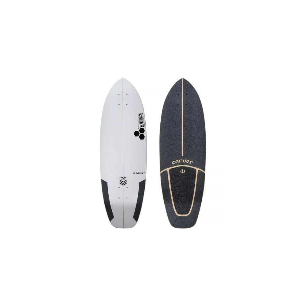 """Surf Skate Carver CI Flyer 30.75"""" Deck Only"""
