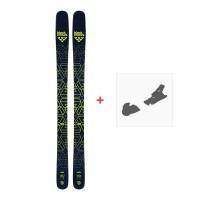 Ski Black Crows Atris 2018 + Fixation de ski