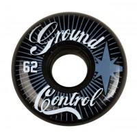 Razors Ground Control Wheel 62mm 90A Black 2016