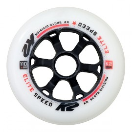 K2 110 Mm Elite Wheel 4-pack 2017