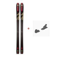 Ski Dynastar Vertical Eagle 2018 + Fixation de ski