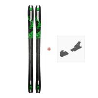 Ski Dynastar Vertical Deer 2018 + Fixation de ski