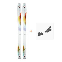 Ski Dynastar Legend W96 2018 + Fixation de ski