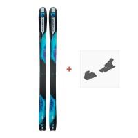 Ski Dynastar Legend W88 2018 + Fixation de ski