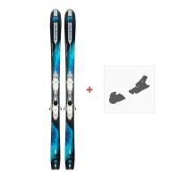 Ski Dynastar Legend W88 + XPRESS W 11 B93 WHITE / SPARKLE 2018