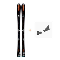 Ski Dynastar Vertical Bear FRA 2018 + Fixation de ski