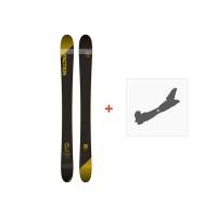 Ski Faction Candide 2.0 JR 2018 + Fixation de ski