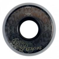 Razors Ground Control Black Gery Wheel 56mm 90A