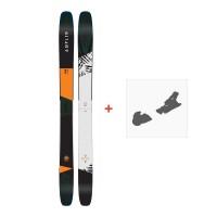 Ski Amplid The Hill Bill 2018 + Skibindungen