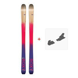 Ski Roxy Dreamcatcher 78 2018 + Fixation de ski