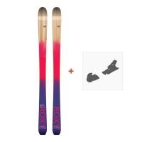Ski Roxy Dreamcatcher 78 2018 + Ski Bindings