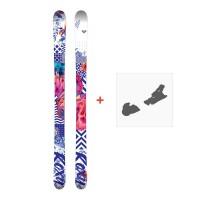 Ski Roxy Bella 2018 + Ski Bindings