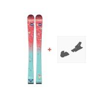 Ski Roxy Bonbon 2018 + Ski Bindings