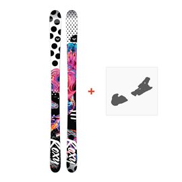 Ski Roxy Ily 2018 + Ski Bindings