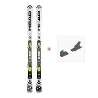 Ski Head Worldcup Rebels i.SL Rd + Freeflex Evo 2018