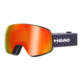 Head Globe FMR Yellow Red 2018