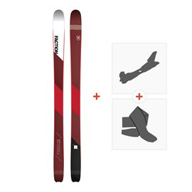 Ski Faction Prime 1.0 2018 + Fixations randonnée + Peau