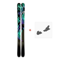 Ski K2 Empress 2018 + Bindings