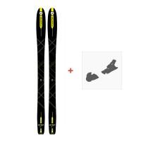 Ski Dynastar Mythic 87 2018 + Fixation de Ski