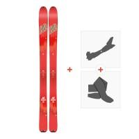 Ski K2 Talkback 96 2018 + Tourenbindung + Felle