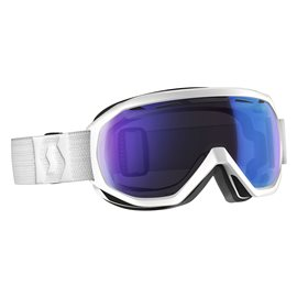 Scott Goggle Notice OTG White/Illuminate Blue Chrome 2017