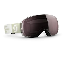 Scott Goggle LCG Compact White/Silver Chrome 2016