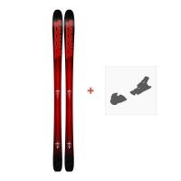 Ski K2 Pinnacle 85 2018 + Skibindungen