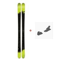 Ski K2 Sight 2018 + Skibindungen