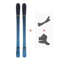 Ski Scott Slight 93 2018 + Tourenbindung + Steigfelle