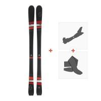 Ski Scott Black Majic 2018 + Tourenbindung + Steigfelle