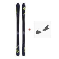 Ski Scott Superguide 88 2018 + Fixation de ski