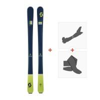 Ski Scott The Ski 2018 + Fixations randonnée + Peau