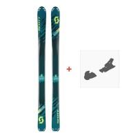 Ski Scott Superguide 95 2018 + Fixation de ski