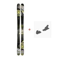 Ski Line Tom Wallisch Pro 2018 + Fixation de ski