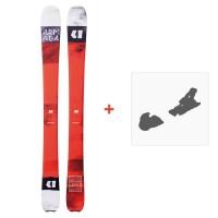 Ski Armada Tracer 88 2018 + Ski Bindings