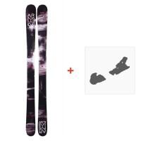 Ski Armada Ar8 2018 + Fixation de ski