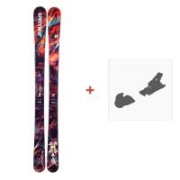 Ski Armada ARV 84 2018 + Ski Bindings