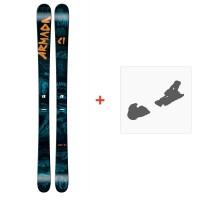 Ski Armada Demo ARV 84 2018 + Ski Bindings