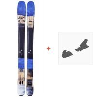 Ski Armada Demo Tracer 98 2018 + Fixation de ski