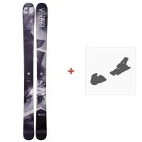 Ski Armada Invictus 108 TI 2018 + Ski Bindings