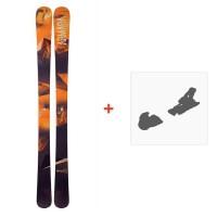 Ski Armada Invictus 85 2018 + Ski Bindings