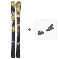 Ski Armada Invictus 89 TI 2018 + Ski Bindings