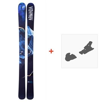 Ski Armada Invictus 95 2018 + Ski Bindings